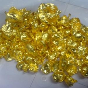 Granulat-żółty